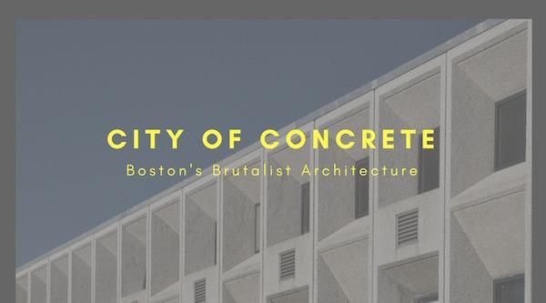 City of Concrete Exhibit Header