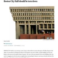 Boston City Hall should be torn down - The Boston Globe.pdf